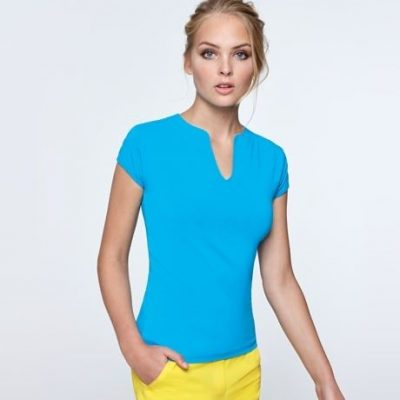 camiseta Belice mujer roly